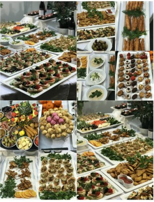 Eksklusiv Receptions Buffet
